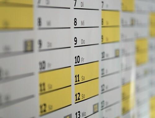 Jahresplanung